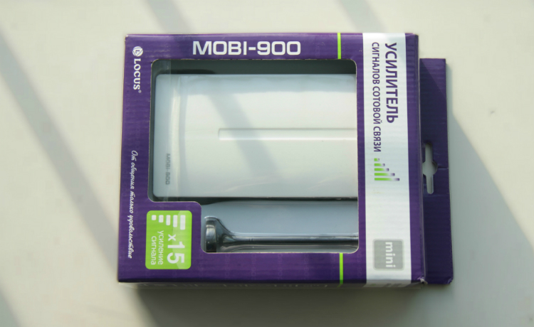 Усилитель gsm-сигнала Mobi-900 Mini
